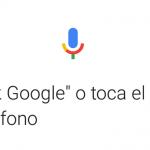 OK, Google o Hey, Google para despertar al asistente de Google