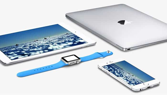 imagen Apple ecosistema
