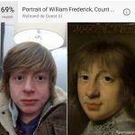 Google te muestra si te pareces a algún personaje de un cuadro famoso