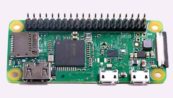 imagen Raspberry Pi Zero WH