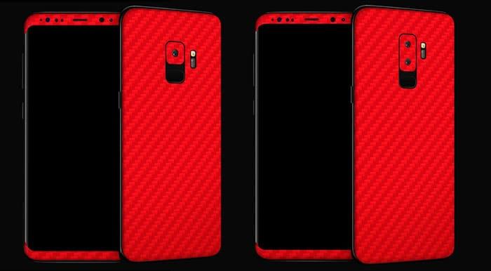 imagen nuevo Samsung Galaxy S9