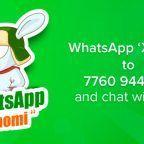 WhatsApp se convierte en la vía de comunicación de Xiaomi