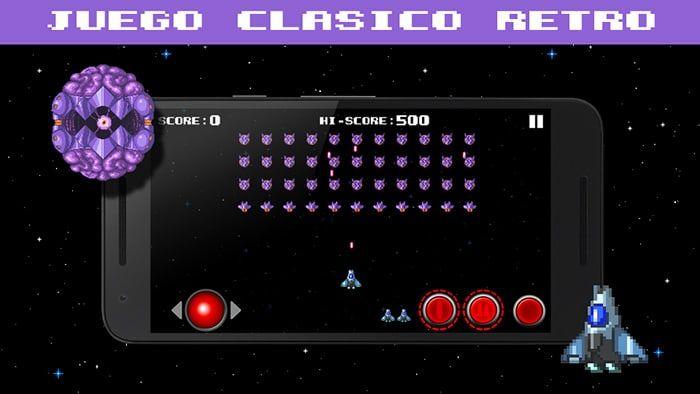 imagen juegos de naves espaciales
