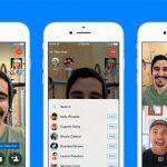Facebook Messenger convierte llamadas individuales en llamadas grupales