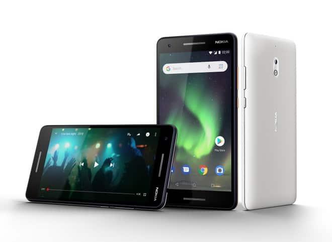 imagen Nokia 2.1