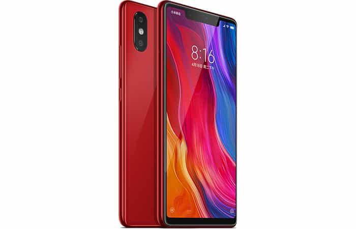 Xiaomi Mi 8 SE Rojo