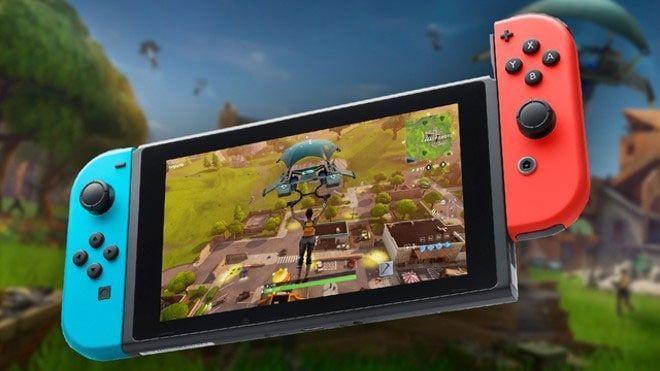 Fortnite para Nintendo Switch