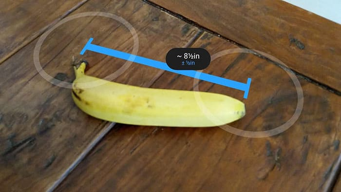 imagen Measure de Google