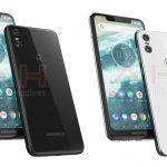 Motorola One, tiene una fuga en el render. La familia Android One se expande