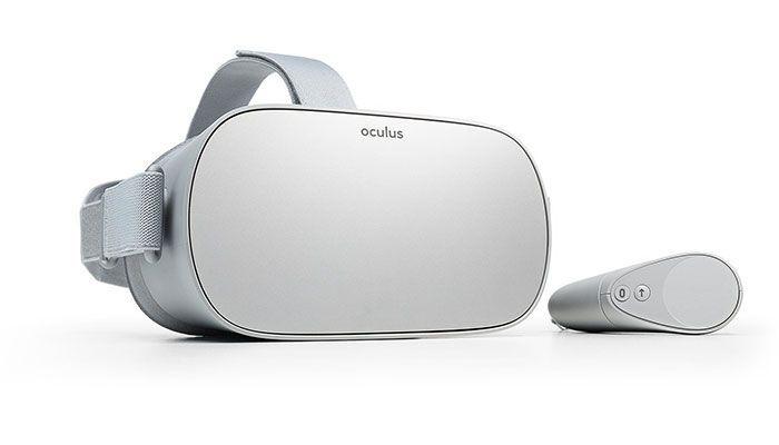 imagen comprar Oculus Go