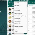 WhatsApp plus JiMODs se actualiza a la versión 6.40