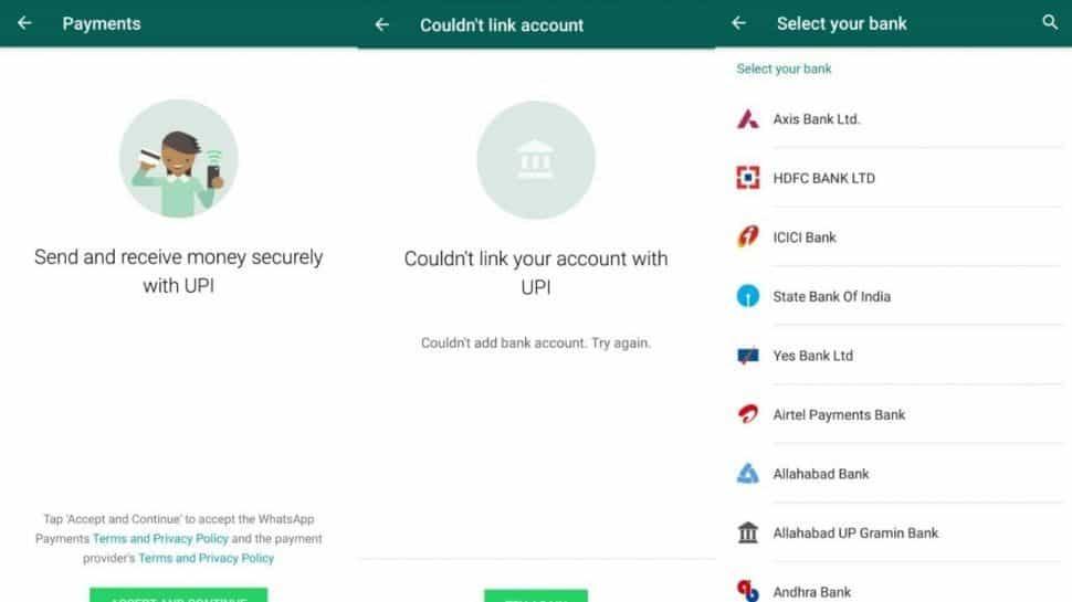 WhatsApp pagos