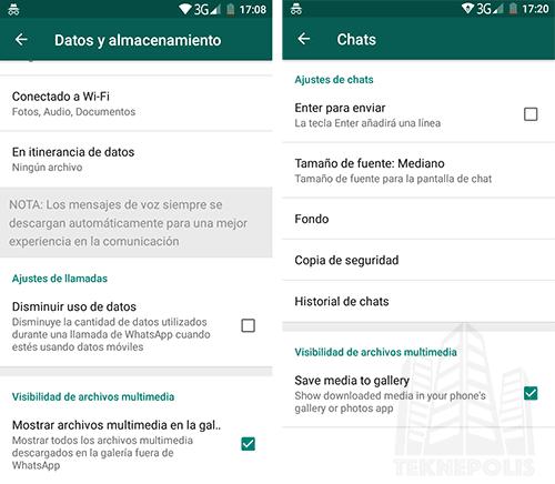 WhatsApp para Android 2.18.171