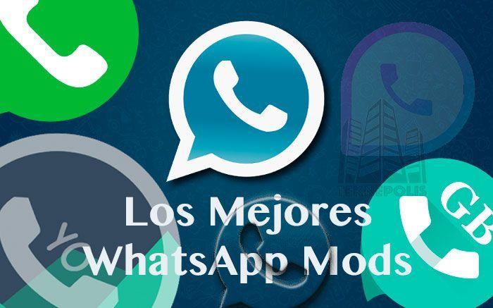 Tipos de WhatsApp MODs