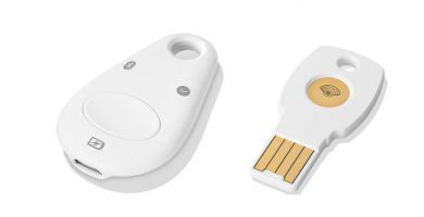 Titan Keys de Google