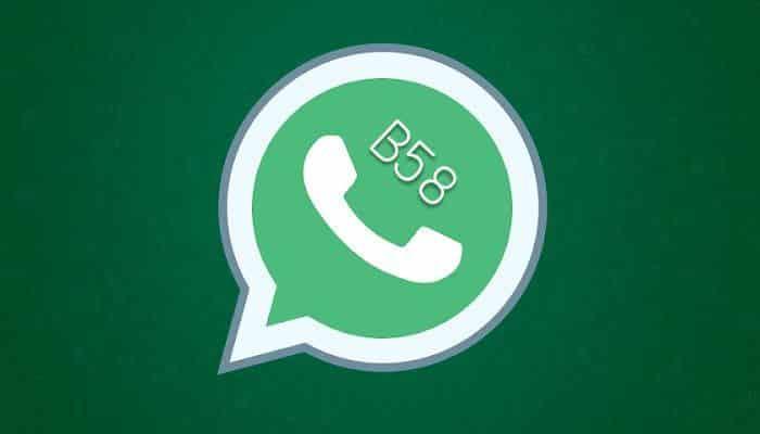 WhatsApp B58