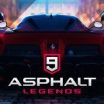 Asphalt 9: Legends ya disponible para Android y iOS