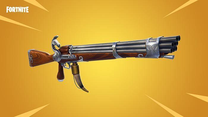 Fusil de asalto Bundlebuss