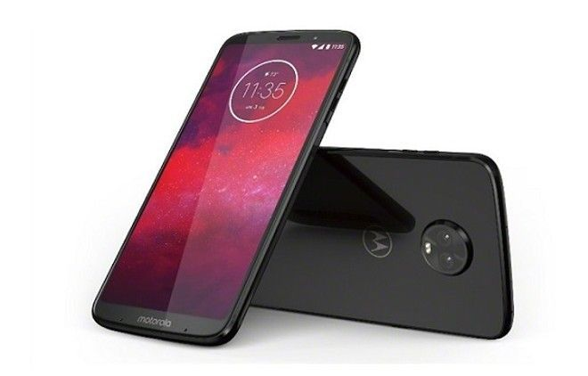 imagen Motorola Moto Z3
