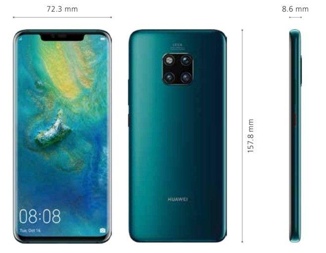 imagen Huawei Mate 20 Pro