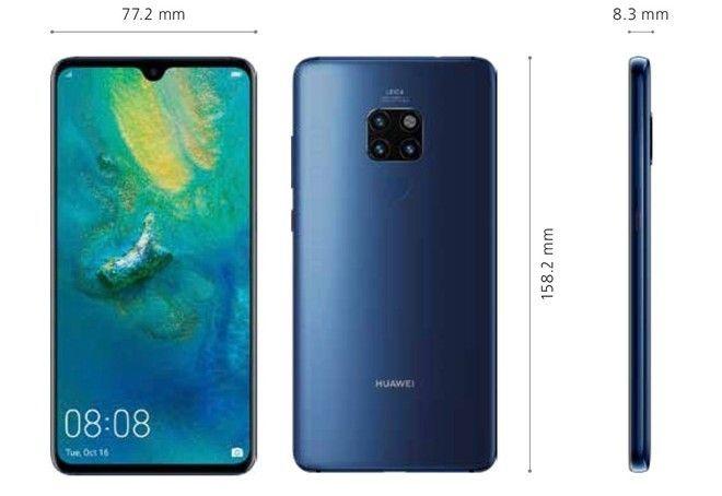 imagen Huawei Mate 20