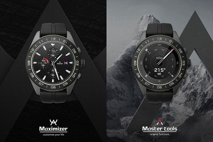LG Watch W7