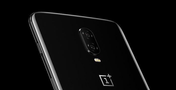 OnePlus 6T Camaras Traseras