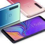 Samsung Galaxy A9 (2018) es oficial: 4 cámaras traseras por 629 euros
