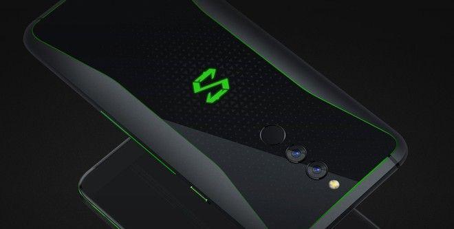 imagen Xiaomi Black Shark Helo logo