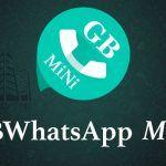GBWhatsApp Mini se actualiza a la versión 9.90