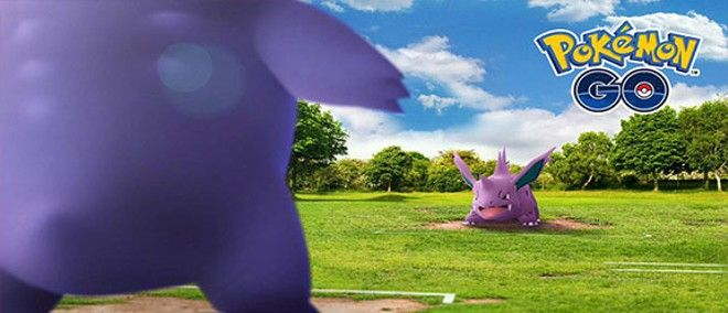 imagen de Pokemon Go