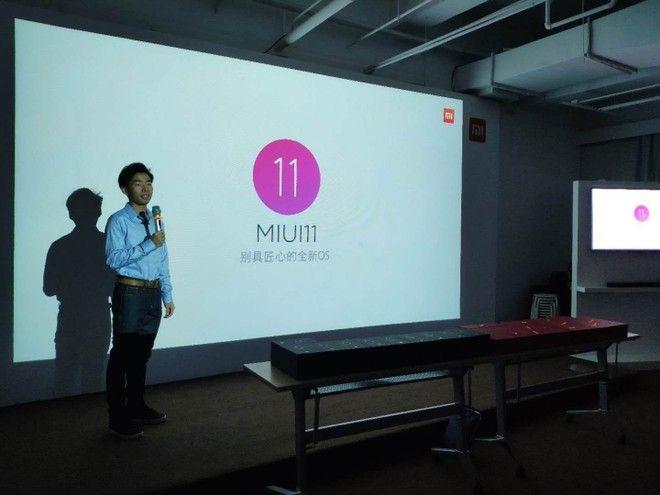 imagen de MIUI 11