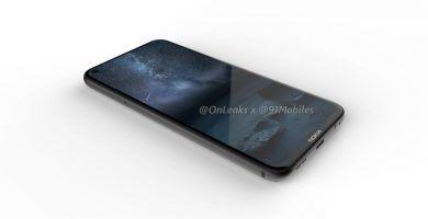 imagen Nokia 8.1 Plus