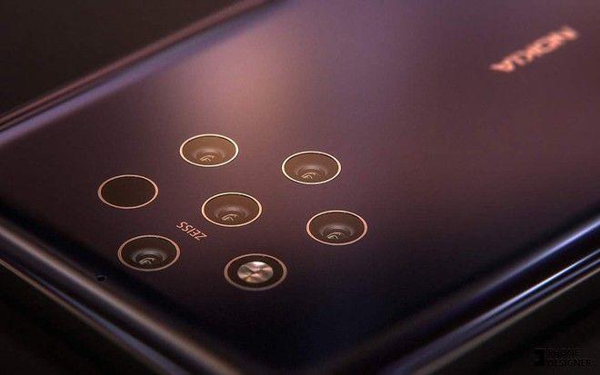 imagen Nokia 9 PureView