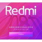 Redmi se convierte en una marca independiente, el 10 de enero conferencia de Xiaomi