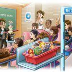 Telegram trae novedades para la gestión de grupos, mensajes y contactos
