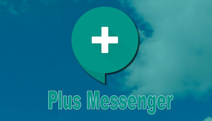 Plus Messenger Android