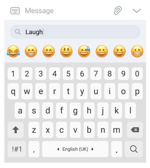 telegram busqueda emojis