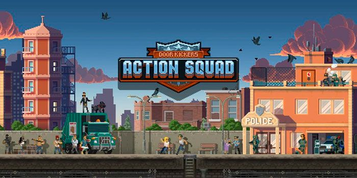 Door Kickers: Action Squad para Android