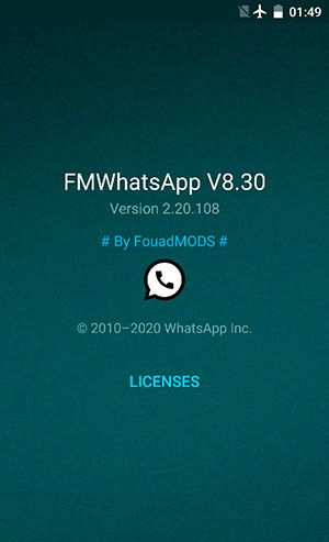 Fouad WhatsApp 8.30