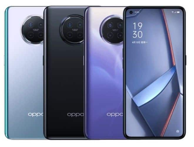 Oppo Ace2 Colores