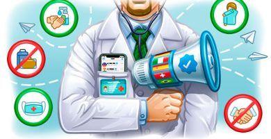 Canal Oficial Ministerio de Sanidad de España en Telegram