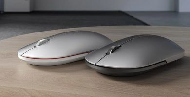 Mi Elegant Mouse Metallic Edition