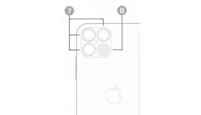 iPhone 12 Pro con triple cámara y escáner LiDAR