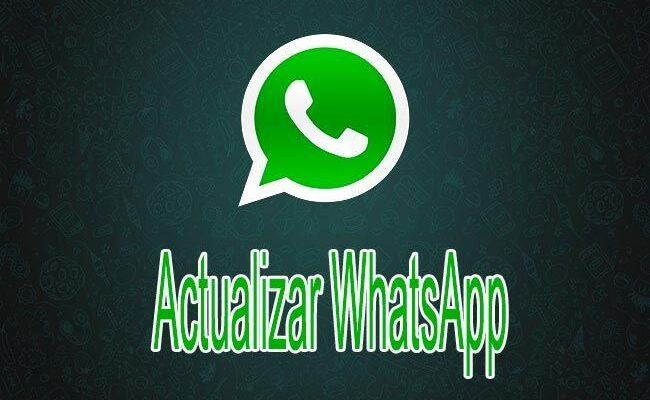 imagen de Actualizar WhatsApp