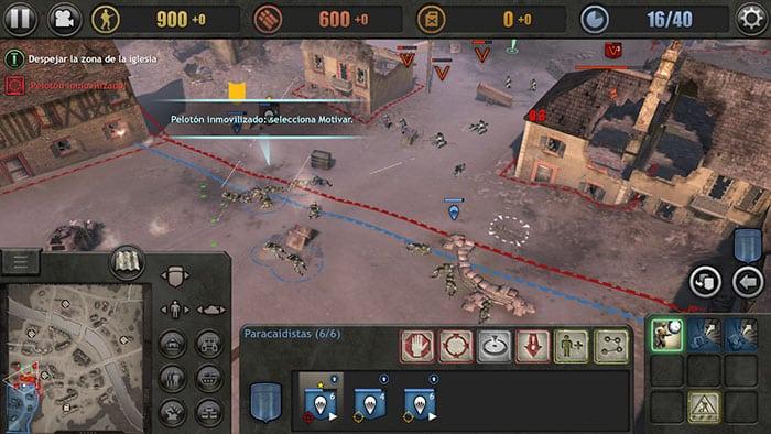 imagen de Company of Heroes para Android y iPhone