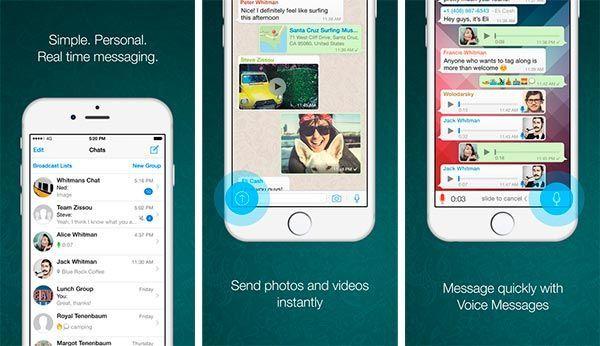 imagen de Actualizar WhatsApp para iPhone