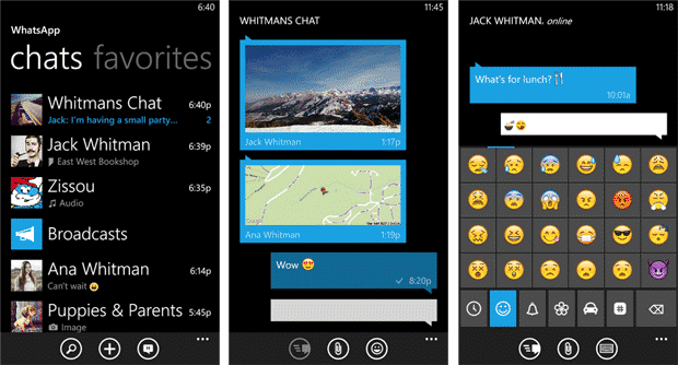 imagen de Actualizar WhatsApp para Windows Phone
