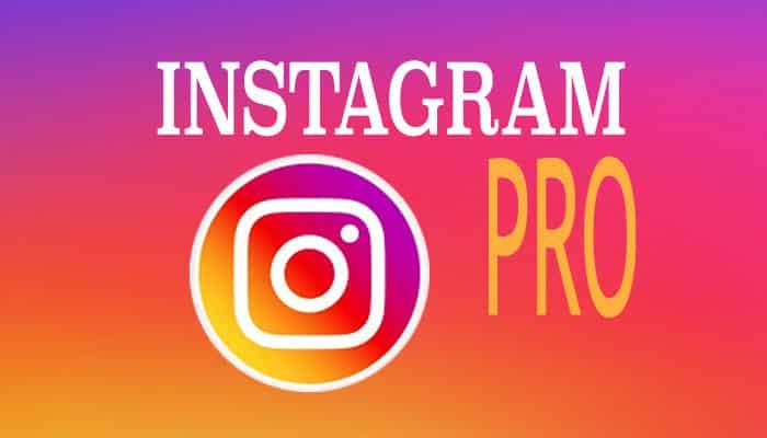 imagen de Instagram PRO