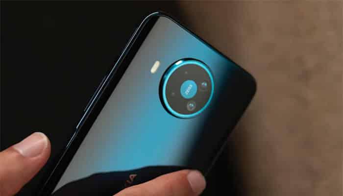 Imagen de la cámara Carl Zeiss del Nokia 8.3 5G